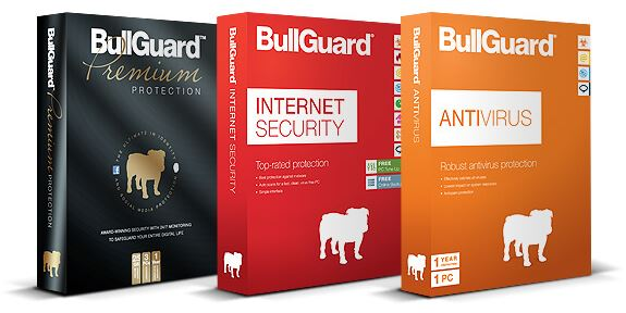 Bullguard security products