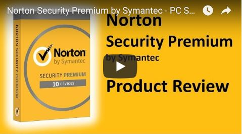 Norton Security Premium Video Thumbnail